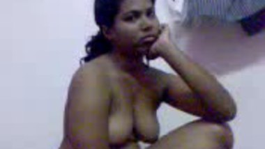 Indian local call girl with her client in hotel room