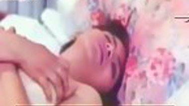 Big white boobs of sharmila bhabhi