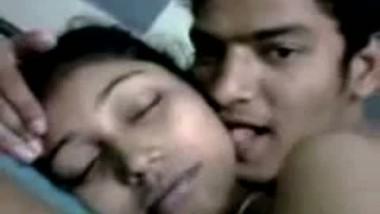Young Mallu Couple Enjoying