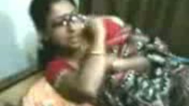 Fsiblog – Bengali boudi first time on cam