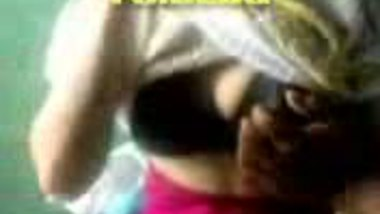 Manipuri housewife with her neighbour on cam