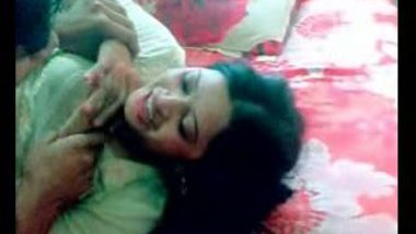 Indian Honeymoon Couple Foreplay
