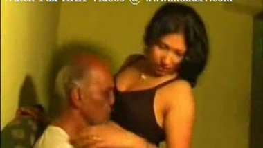 Idnian Aunty Fucking With Grandfather