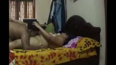 Chubby desi Mysore house wife gets her pussy eaten