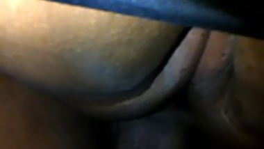 Sexy moans with my dick in her indian ass