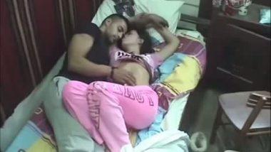 Young Punjabi bhabhi stimulates devar's sex mood mms