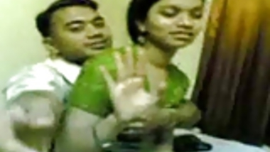 Indian Couple having  Sex On New Year Hot video-- By Sanjh