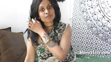 Indian bhabhi -devar roleplay in Hindi
