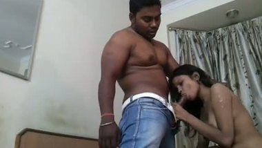 Punjabi college girl having home sex with her driver