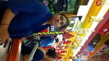 Indian BIG BOOBS Spy - 2 (Store Employee)