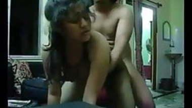 Girl and boy having sex