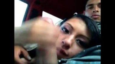 Hot Mallu Girl Sucking Inside Car