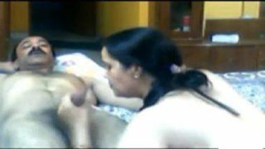 Mature Desi Couple Cheating Sex Clip
