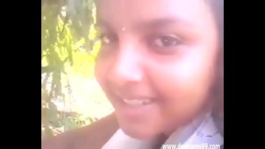 Beautiful Desi Girl's Boobs Show and Press In Park Amateur Cam Hot