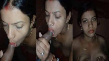 Sexy Desi Bhabhi MMS video leaked online