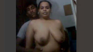 Bhabhi with his young neighbor