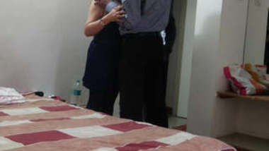 Soniya bhabhi threesome with cuckold husband frnds part 5