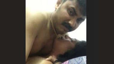 Nri Dubai Living Married Man Fucking His Wife & Dubai Aunty Part 6