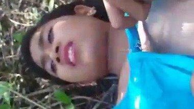 Manipuri outdoor XXXX video