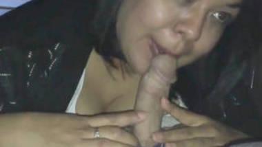 Indian hot Kolkatta beauty sucking her manager dick at resort