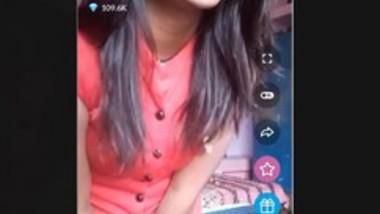 Desi Girl Alia Lia Private Show