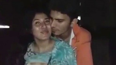 Heena Boobs Fondled and Kissed Hidden Cam HD With Hindi Audio