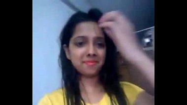Sexy Punjabi Chick Stripping And Touching