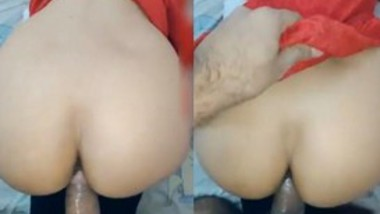 Sexy Bhabhi Fucking Doggy (Must Watch-Clear Voice)
