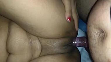 Desi temptress enjoys XXX dick entering sex hole with chudai condom on