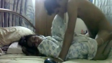 Tamil couple fucking each other like crazy
