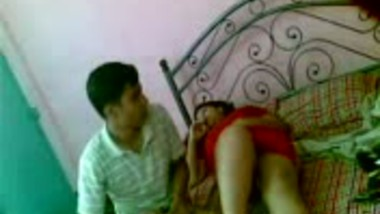 Punjabi sister home sex with lover recorded for first time mms